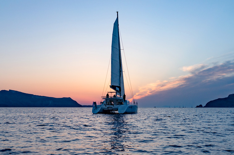 Private Luxury Sunset Cruise